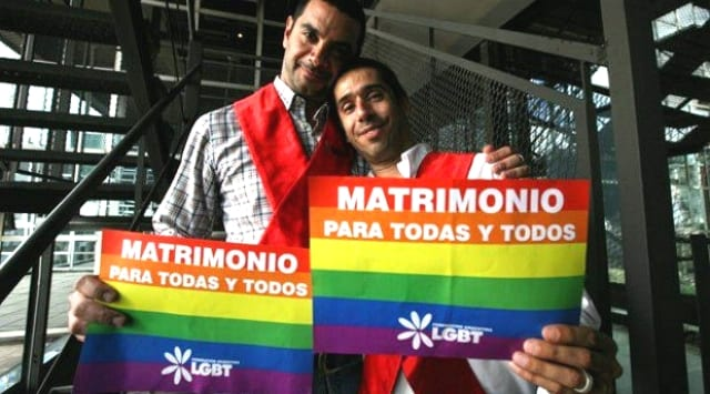 Porque no al matrimonio homosexual en chile