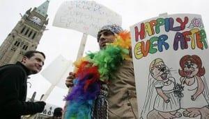 Nueva ofensiva de la iglesia católica contra el matrimonio igualitario
