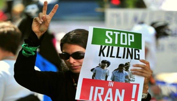 Homofobia en Irán