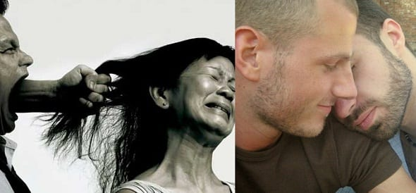 Violencia de género - amor