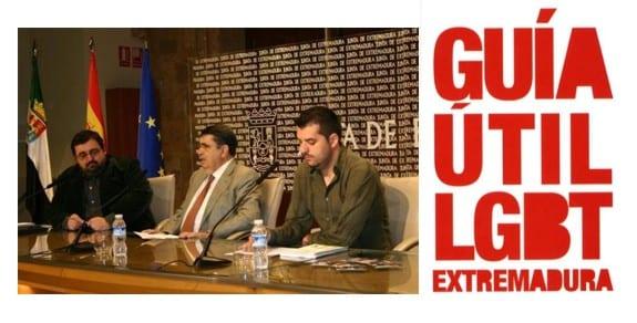 Guía Útil LGBT Extremadura