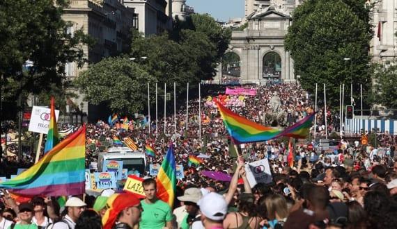 Ana Botella no quiere el Orgullo 2012