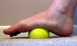 Pisar pelota