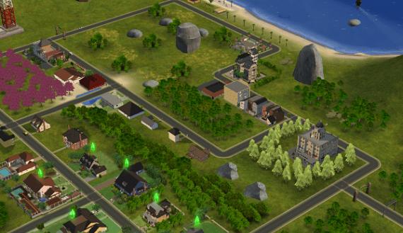 pueblo pequeño