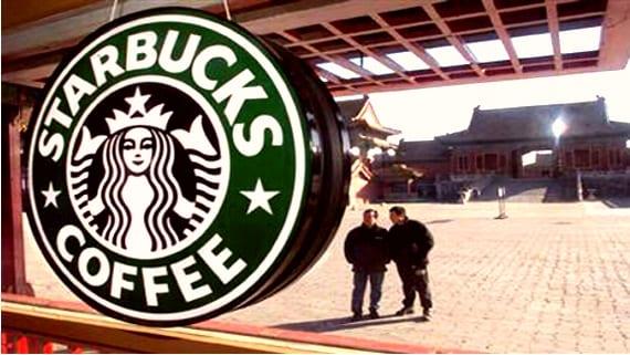 Starbucks - China