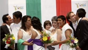 Amnistía Internacional apoyo matrimonio gay
