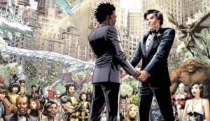 Boda gay X-Men