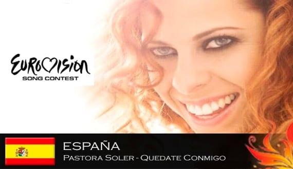 Eurovisión Pastora Soler