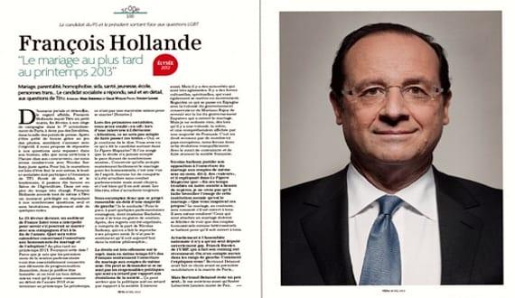 Francia François Hollande