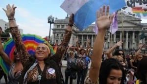 Ley de identidad de género Argentina