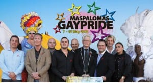 Maspalomas Gay Pride 2012
