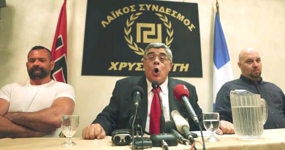 Neonazis Grecia