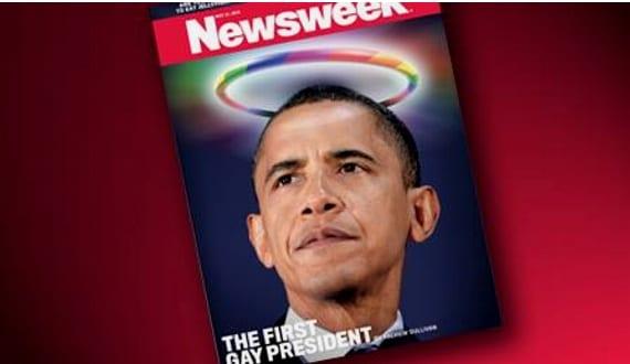 Obama presidente gay