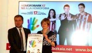 Vizcaya No a la homofobia