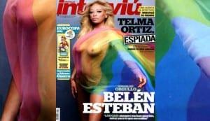 Belén Esteban Interviú
