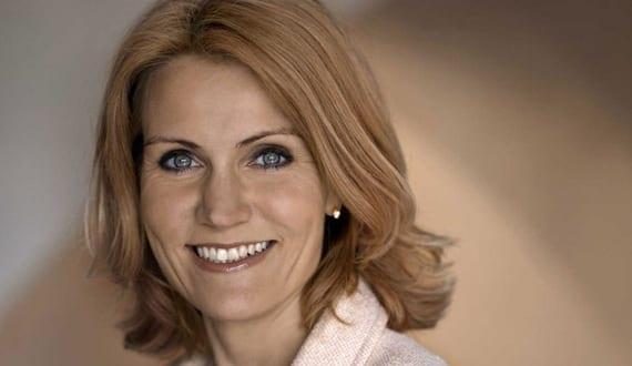 Dinamarca Helle Thorning-Schmidt