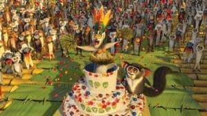 Madagascar Yo quiero marcha