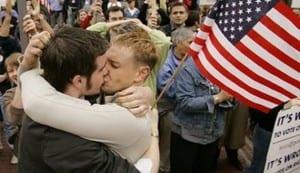 Matrimonio gay Boston