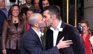 Matrimonio gay España