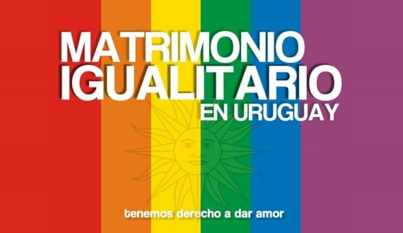 Matrimonio igualitario Uruguay