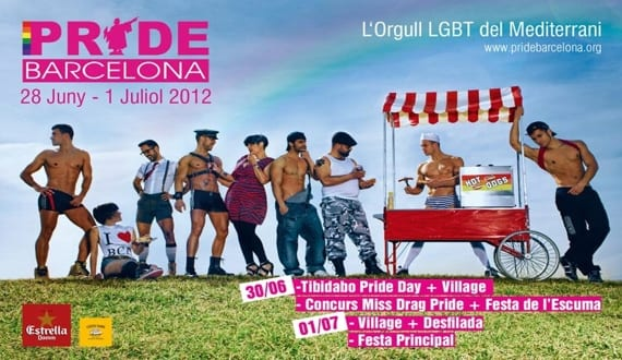 Pride Barcelona 2012