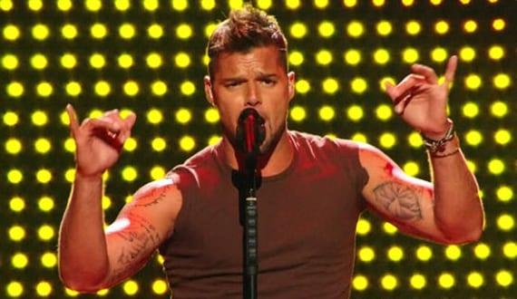 Ricky Martin Grecia
