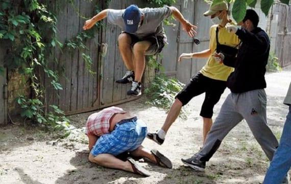 Ucrania homófobos
