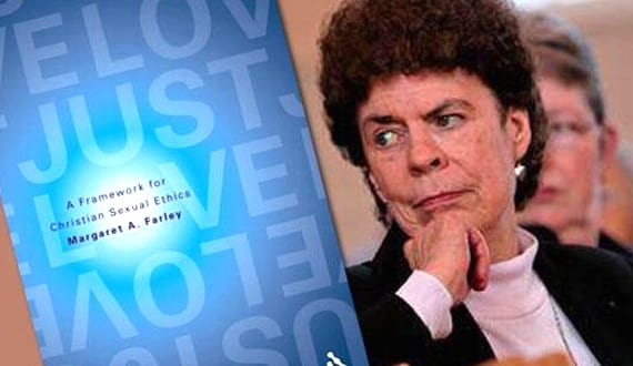 Vaticano ataca libro monja estadounidense Margaret Farley