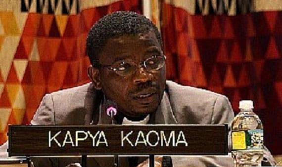 África Kapya Kaoma