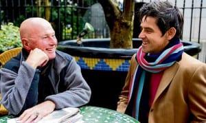 Bernard Lynch y Bill Desmond