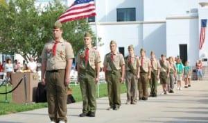 Boyscouts gay EE.UU.