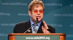 Elton John Aids 2012
