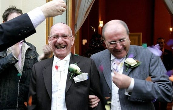 Escocia Matrimonio gay