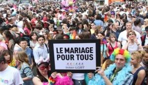 Francia matrimonio