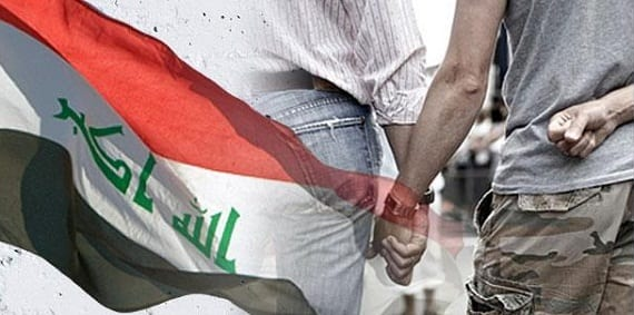 Holanda gays Irak