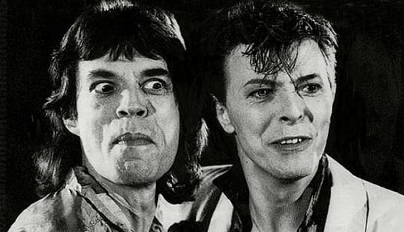 Jagger Bowie biografía