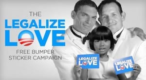 Legalize Love Obama