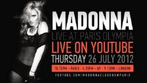 Madonna Olympia París