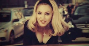 Madonna Turn up the radio vídeo
