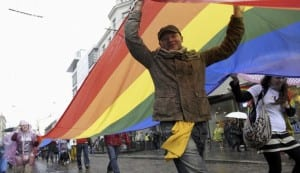 Marcha gay Colombia
