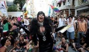 Marcha Trans Estambul