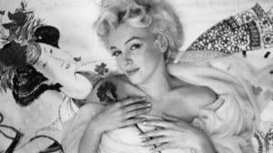 Marilyn lesbiana