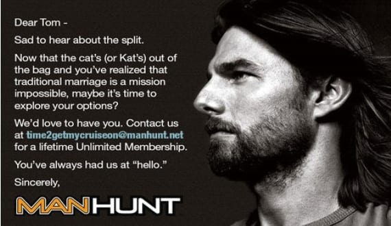 Tom Cruise Manhunt