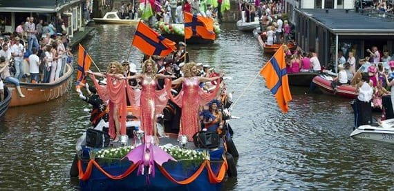 Ámsterdam Gay Pride