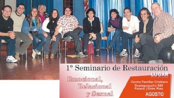 Curar homosexualidad Paraná