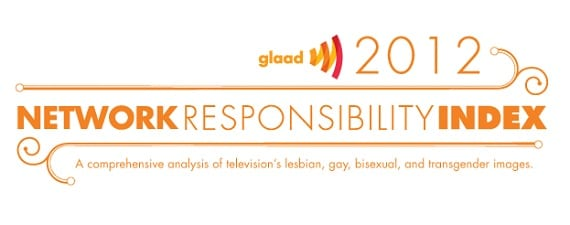 GLAAD tv index