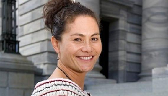 Louisa Wall Nueva Zelanda