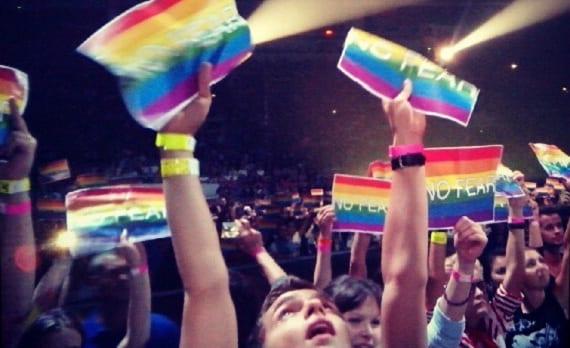 Madonna Rusia gay