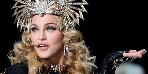 Madonna Rusia polémica