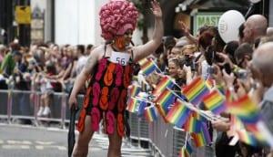 Manchester Pride 2012
